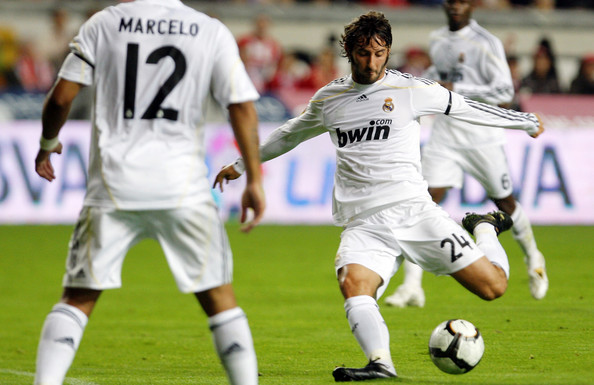 Esteban Granero. Fuente: Getty Images